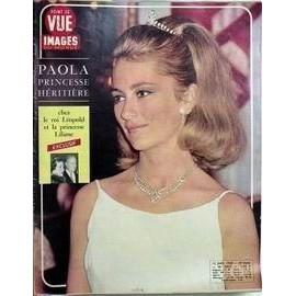 Point De Vue Images Du Monde N� 1022 Du 12/01/1968 - Paola Princesse Heritiere. Chez Le Roi Leopold Et La Princessse Liliane.