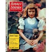 Bonnes Soirees N� 1802 Du 26/08/1956 - Les Jardins D'enfants - Le Trousseau De L'ecolier - Le Coin De L'etudiant - Les Repas A L'ecole - Fred Mac Murray Et Jue Haver.