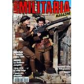 Armes Militaria Magazine N� 114 Du 01/01/1995 - Le Fantassin Italien 1940 - Insignes - Les Tirailleurs Senegalais - 1914 - 1918 - Le Soldats Belge - L'armee Neo-Zeolandaise - Ardennes 1944 - Le Volksgrenadier - Blindes - Le Char...