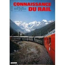 Occasion, CONNAISSANCE DU RAIL N° 44 DU 01/04/1984 - TRAMWAYS DE TOULOUSE - UN AN AVANT LA SUPPRESSION, LE TRAM N-¿ 1 AU TERMINUS DES PONTS-JUMEAUX EN 1956. MOTRICE JEUMONT MODERNISEE ET REMORQUE FERMEE EX-HIPPOMOBILE.
