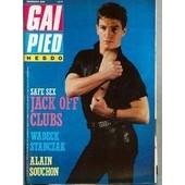 Gai Pied N� 220 Du 17/05/1986 - Safe Sex - Jack Off Clubs - Wadeck Stanczak - Alain Souchon.