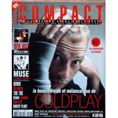 Compact N� 26 Du 01/07/2002 - Red Hot - Muse En Sons Et Images - Bowie - Idlewild - The The - Kemar - Renaud - Soulfly - Robert Plant - Coldplay.