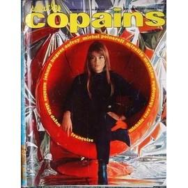 Salut Les Copains N� 52 Du 01/11/1966 - Michel Polnareff - Mireille Mathieu - Michele Torr - Christophe - Francoise Hardy - Alain Delon - Antoine - Johnny - Hugues Aufray.