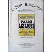 Petite Illustration Theatre (La) N� 308 Du 06/11/1926 - Theatre National De L'odeon - Parmi Les Loups De .M Georges G.-Toudouze - Avec M. F. Gemier - Mm. J. Berlioz - A. Clariond - P. Morin - Balpetre - Charpin - Oettly - Mlle...