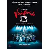 Billet Pour Le Bal Des Vampires, Th�atre Mogador, Paris