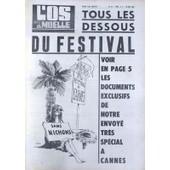 Os A Moelle (L') N� 57 Du 20/05/1965 - Festival De Cannes. Dessin De Sempe Pleine Page Dessin De Jicka Pleine Page