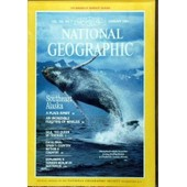 National Geographic N� 165 Du 01/01/1984 - Southeast Alaska - Silk - The Queen Of Textiles - Catalonia - Exploring A Sunken Realm In Australia.