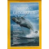 National Geographic Magazine N� 165 Du 01/01/1984 - Southeast Alaska - Silk - The Queen Of Textiles - Catalonia - Exploring A Sunken Realm In Australia.