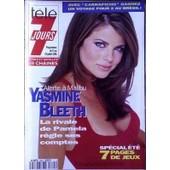 Tele 7 Jours N� 1885 Du 13/07/1996 - Yasmine Bleeth.