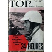Top Realites Jeunesse N� 239 Du 16/06/1963 - Mode-Maison - Votre Avenir - Varietes - Humour - Les 24 Heures Du Mans - La Vie Dans L'univers - Les Typhons - Paul Jones - Tom Simpson - Cliff Richard - Bach-Yen.
