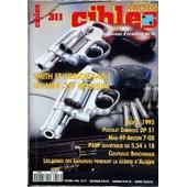 Cibles N� 311 Du 01/02/1996 - Smith Et Wesson 640 - 1 - Milipol 1995 - Pistolet Daewood Dp 51 - Mas 49 Arcom 7.08 - Psm Sovietique - Couteaux Benchmade - Les Armes Des Banlieues Pendant La Guerre D'algerie.