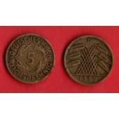 5 Reichspfennig 1925 D Allemagne