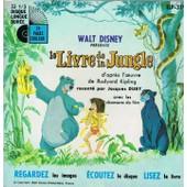 Le Livre De La Jungle - Par Jacques Duby, Walt Disney
