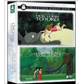 Mon Voisin Totoro - Le Ch�teau Dans Le Ciel Coffret 2 Dvd Edition Sp�ciale Fnac de Hayao Miyazaki