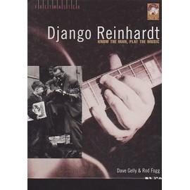 Django Reinhardt: Know the Man, Play the Music (Fretmaster) by Fogg, Rod, Gelly, Dave (2005) Spiral-bound
