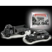 Coffret Collector Vehicules De La Liberation De Paris Echelle 1/43