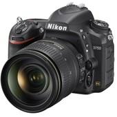 Nikon D750 + objectif AF-S 24-120 mm VR f/4
