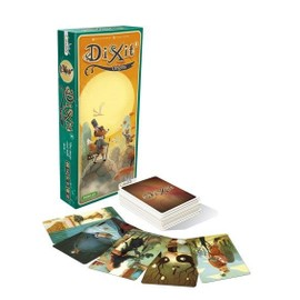 Dixit 4 Extension Origins