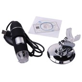 Usb 20x-800x Magnifier Digital Microscope Endoscope Pc Video Camera Te071