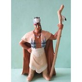 Figurine Chef Indien - S�rie Pocahontas (Bullyland)