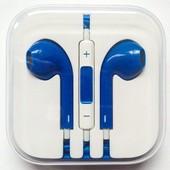 Ecouteur Iphone 5 Bleu