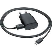 Chargeur Secteur D'origine Nokia Ac 50e + Cable Usb Ca 190 Pour Lumia 1020 1320 1520 2520 510 520 525 530 610 620 625 630 635 710 720 800 820 900 920 925 930
