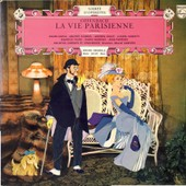 Jacques Offenbach : La Vie Parisienne (Extraits) Le Br�silien : Dario Moreno) (Philips 837.447 G Y) - Ren�e Doria, Andr� Gabriel, Andrea Guiot, Dario Moreno, Christiane Harbell, Lucien Huberty, Maurice Faure, Julien Giavonetti, Pierre Giannotti, Robert Lilty