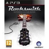 Rocksmith Authentic Guitar Games (Jeu Seul) Occasion [Playstation 3]