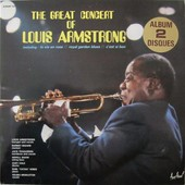 The Great Concert Of Louis Armstrong - Louis Armstrong