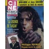 Cine Tele Revue N� 38 Du 20/09/1984 - Miou-Miou Et Alain Souchon - La Legende De Tarzan - . Lambert - Philippe Noiret