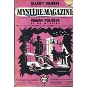 Mystere Magazine N� 56 Du 01/09/1952 - Ellery Queen F. Bonnamy - T.S. Stribling - Oc. Roy Cohen - E.G. Ashton - Davidson Post - J. Faizant.