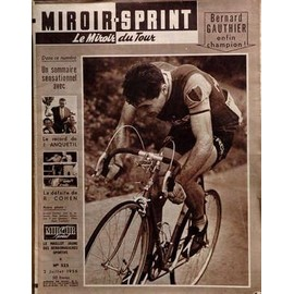 Revue miroir sprint achat vente neuf d 39 occasion for Bernard werber le miroir de cassandre
