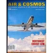 Air Et Cosmos N� 1144 Du 23/05/1987 - Northwest Choisit Cfm.