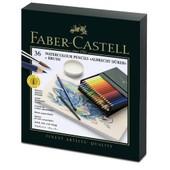 Studio Box 36 Crayons Aquarellables A. D�rer - Faber-Castell