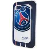 Coque Rigide Psg Iphone 5 / 5s - Collection Officielle Paris Saint Germain - Blason Maillot