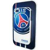 Coque Rigide Psg Iphone 4 / 4s - Collection Officielle Paris Saint Germain - Blason Maillot