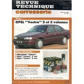 Vectra Revue Technique Carrosserie Opel