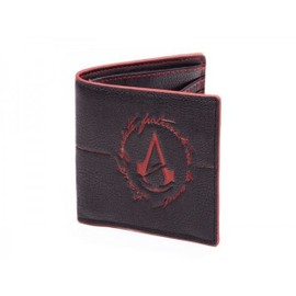 Assassin's Creed Unity - Portefeuille Black Red Logo