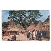 L'afrique En Couleurs 3446 - Village Africain