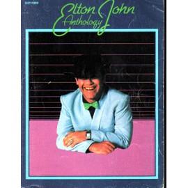 songbook : Elton John Anthology - easy piano