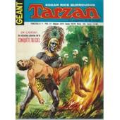 Tarzan G�ant N� 11 ( Avril - Mai - Juin 1972 ) :