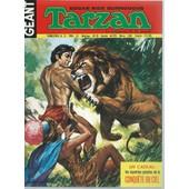 Tarzan G�ant N� 12 ( Juin - Juillet - Ao�t 1972 ) :