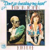 Don't Go Breaking My Heart - Elton John And Kiki Dee