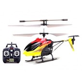 H�licopt�re Syma S39 2.4ghz 3 Canaux Avec Gyro (Rouge-Jaune)
