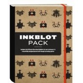 The Inkblot Pack: Includes The 10 Classic Rorschach Inkblots For You To Interpret & A Beautifully Designed Journal With Though Provoking de Hermann Rorschach