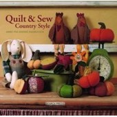 Quilt & Sew Country Style de Anne-Pia Godske Rasmussen