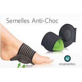 Semelles Coussinets Anti-Chocs Confort Soulage Gel Qualit� Premium