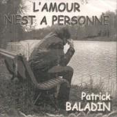 Patrick Baladin L'amour N'est A Personne