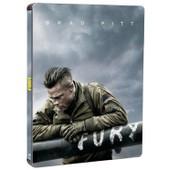 Fury - Blu-Ray+ Copie Digitale - �dition Bo�tier Steelbook de David Ayer