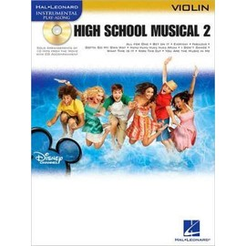 high school musical 2 - pour violon